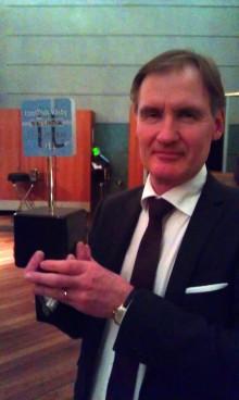 """Väsby vinner utmärkelsen """"Sveriges IT kommun 2011"""""""