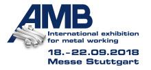 Missa inte AMB-mässan i Stuttgart 18-22 September.