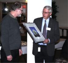 NCEI Offshores ærespris til Oddbjørn Malmo