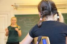 Skolens forventninger og krav er et udtryk for tillid til eleven