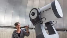 Astronomins dag och natt firas på Umevatoriet