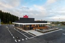 MAX växer i Örebro - öppnar sin fjärde restaurang