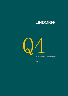 Lindorff Group Q4/2105 report