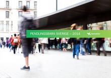 Pendlingsbara Sverige – 2014