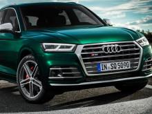 Ny Audi SQ5 TDI med elektrisk kompressor