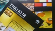 Ny trendfärgkarta från Caparol