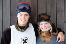 Nye kjørere tatt opp til snowboardlandslaget