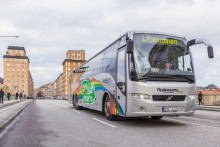 Ny bussförbindelse mellan Arlanda och Bromma flygplats