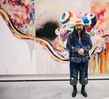 Stor suksess med Japansk samtidskunst