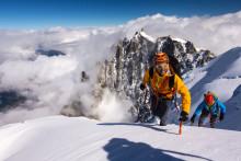 Simone Moro - världens främsta vinteralpinist - kommer till Sverige