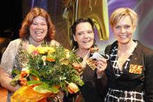 Vinnare av Arla Foods Guldko 2010: Östergårdsskolan i Halmstad vinner Guldko för matglädje i skolan