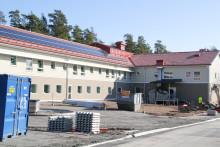 Kyl-Bergman installerar ny utrustning till Dalsgården i Västervik