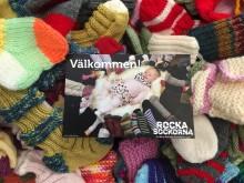 Välkomstpaket till alla nyfödda med Downs syndrom - Rocka babysockorna