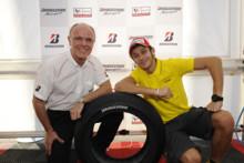 Rossi fortsätter som Bridgestones däckrådgivare