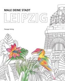 """Viel mehr, als nur malen nach Zahlen:  """"Male deine Stadt - Leipzig"""""""