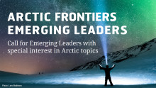 Emerging Leaders 2019 - Call for Emerging Leaders with special interest in Arctic topics