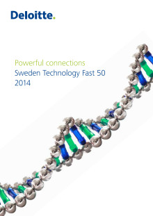 Sweden Technology Fast 50 2014