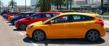 Ford fyller Focus ST-kupéen med gromlyd