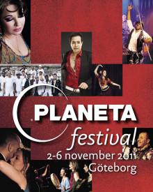 Planeta festival 2-6 november 2011 - hela programmet