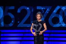 Jenny Rissveds Fair Play-prisades på Idrottsgalan