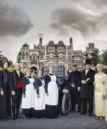 Dräkter från Downton