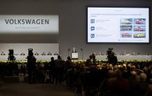 Volkswagen-koncernen tillkännager mångmiljardinvesteringar i miljövänlig teknik