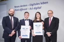 """DACHSER zeichnet """"Logistik Masters"""" auf dem Deutschen Logistik-Kongress aus"""