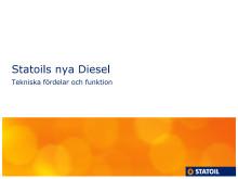 Statoils nya diesel