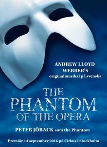 Nu släpps de sista föreställningarna för The Phantom of the Opera