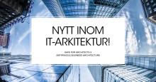 Vi släpper nya kurser inom it-arkitektur!