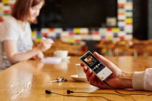 A Sony oferece-lhe mais formas de desfrutar do Áudio de Alta Resolução em movimento