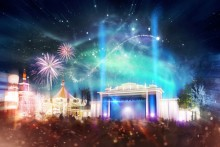 ​Christmas at Liseberg opens in the glow of millions of Christmas lights