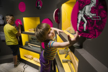Ny spännande utställning i Gruvmuseet