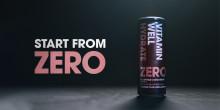 ZERO Hydrate – ny sockerfri dryck från Vitamin Well