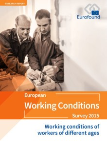 Publication Alert: Working conditions of workers of different ages
