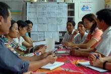 Lokala nyckelgrupper räddar nyföddas liv i Vietnam