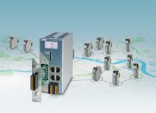 Intelligent Ethernet extender syste