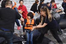 Intelligent kamerabevakning skyddar ensamkommande flyktingbarn