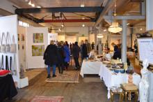 Många nya utställare på Vinterspår i Frövifors Pappersbruksmuseum