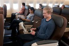 Turkish Airlines nya Boeing 777 till Beijing inkluderar Comfort Class med GSM och Internet