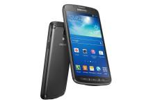 Samsung Galaxy S4 Active i vått og tørt