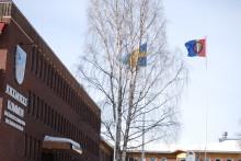 Jokkmokks energiexperter och kommunalråd skriver avtal i Lettland