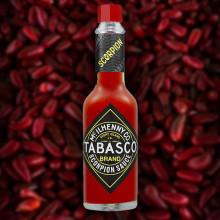 Het, hetare, hetast - Tabasco Scorpion lanseras på ICA