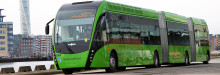 Skånetrafiken förlänger avtal med Nobina och satsar på elbussar