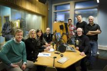 Var med i publiken när uppmärksammad podcast vid Jönköping University spelas in utomhus