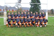 Allianz sponsors new kit for Wessex Wyverns RFC