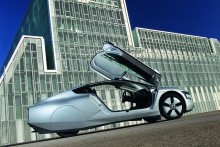 Iconic Volkswagen XL1 features in Designs of the Year exhibition @designmuseum
