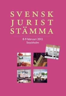 Svensk Juriststämma 2012 i samarbete med Karnov Group