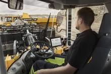 Nu ingår Load Assist som standard för Volvos hjullastare i Europa