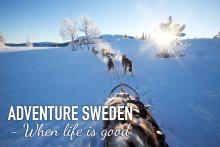 Nya Adventure Sweden inspirerar till resan